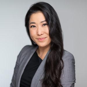Headshot for Gina Kim
