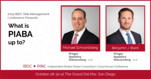 Michael Schwartzberg and Benjamin Biard to speak at 2019 IBDC Conference