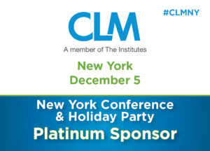 WSSLLP to Sponsor 2019 CLM New York Conference & Holiday Party