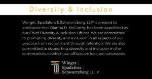 WSSLLP Diversity & Inclusion Initiative