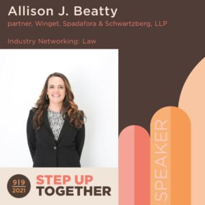 WSSLLP is a Proud Sponsor of Step Up Together
